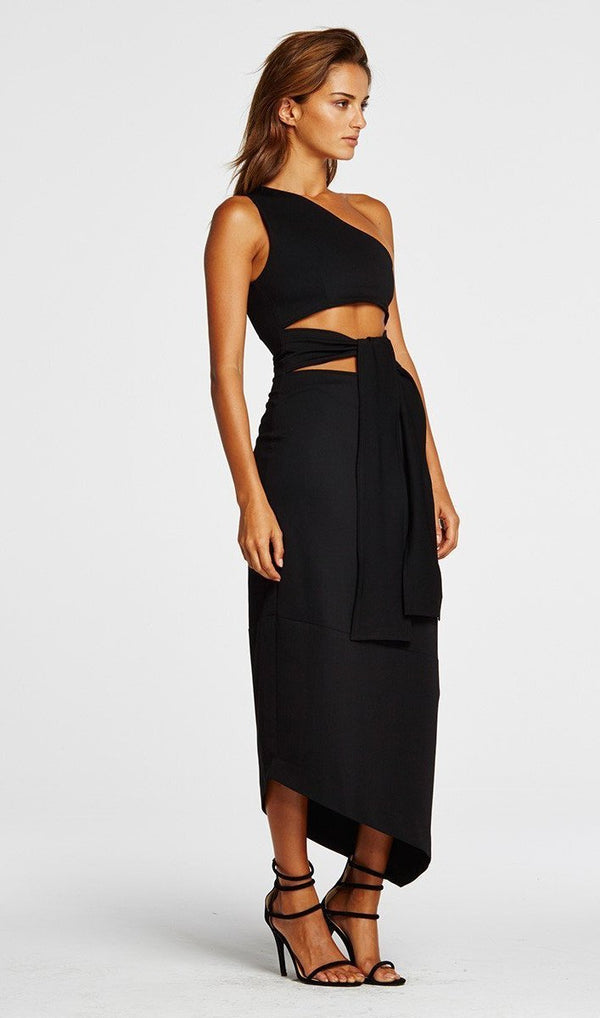 Maurie + Eve After Midnight Dress - Black