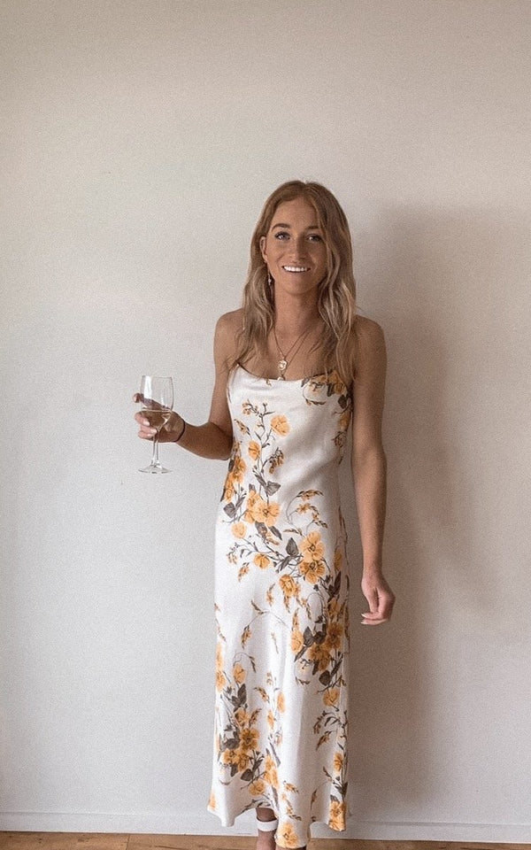 Bec & Bridge Matilde Slip Dress - Dress Hire NZ