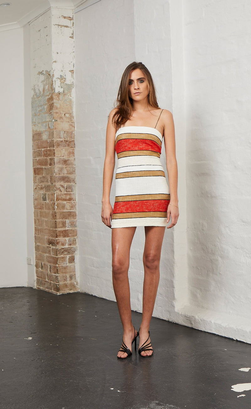 Bec & Bridge Goldie Mini Dress - Dress Hire NZ