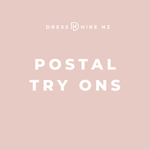 DHNZ Postal Try Ons - Dress Hire NZ