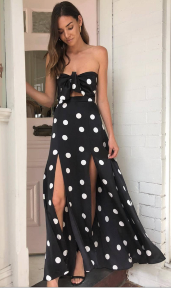 Bec & Bridge Mamita Maxi Dress - Dress Hire NZ