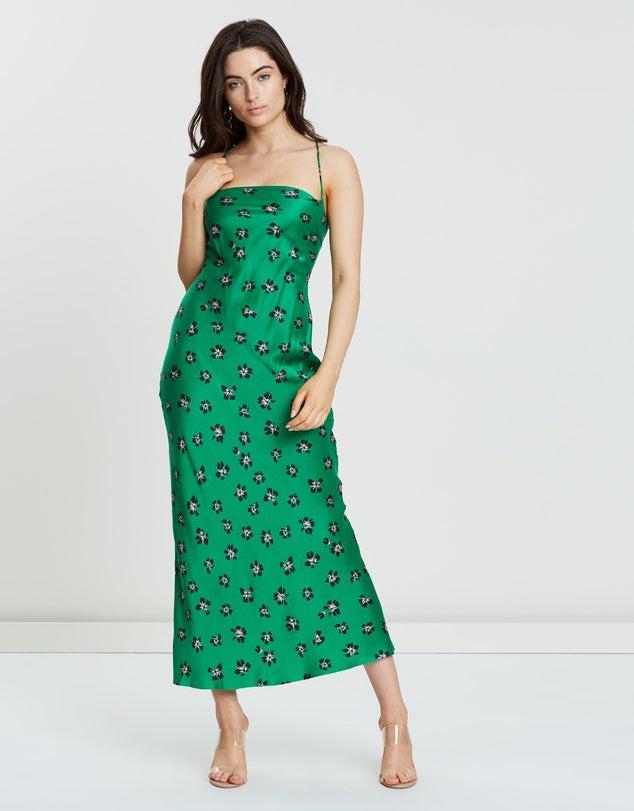 Bec & Bridge Tropicana Midi - Dress Hire NZ