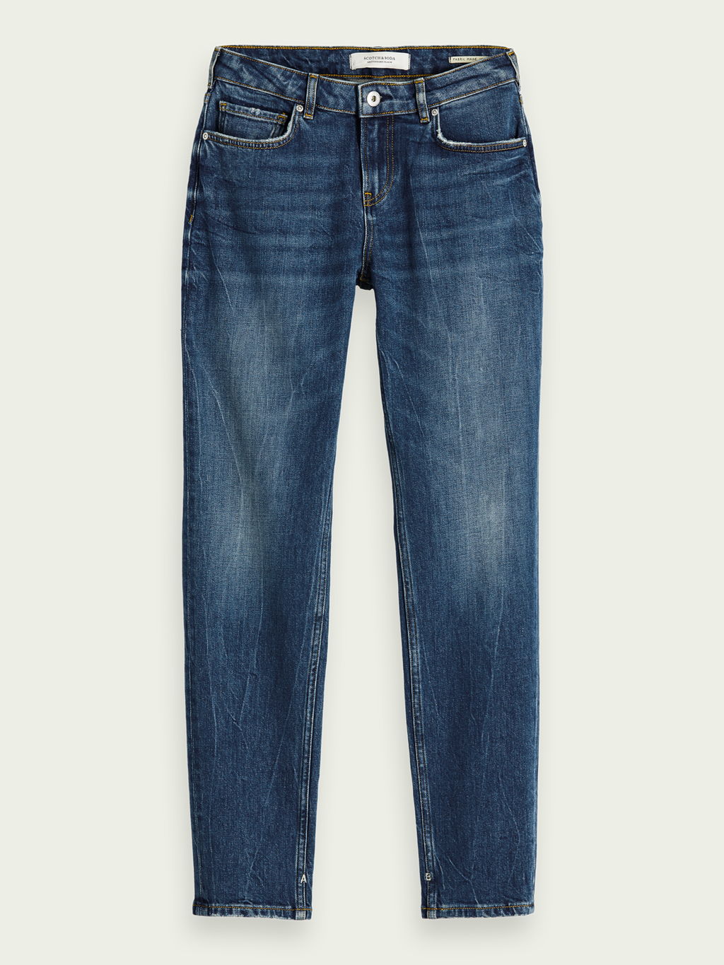 jeans keeper scotch and soda mom fit