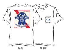 Load image into Gallery viewer, Alpha Delta Gamma LaGrange College Rush Shirt 2020