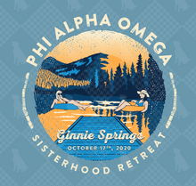 Load image into Gallery viewer, Phi Alpha Omega Flagler College Spring Retreat 2020