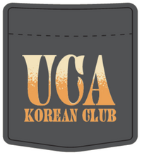 Load image into Gallery viewer, Korean Club University of Central Arkansas Long Sleeve Design 2020