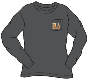 Korean Club University of Central Arkansas Long Sleeve Design 2020