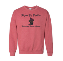 Load image into Gallery viewer, Sigma Phi Epsilon University of Central Arkansas Crewneck 2020