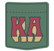 Load image into Gallery viewer, Kappa Alpha University of Arkansas PR Fall Design 2020