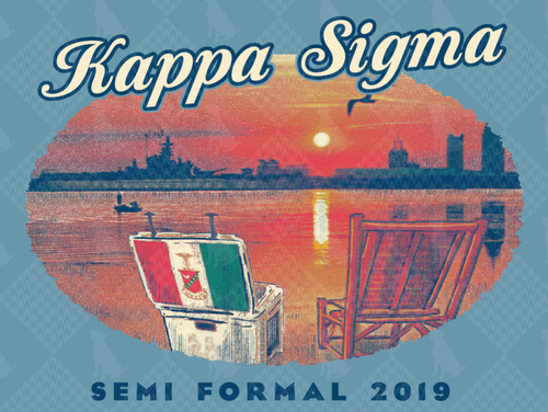 Kappa Sigma University of South Alabama Formal 2019