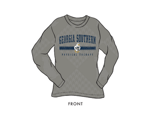 Georgia Southern Doctor of Physical Therapy Program Long Sleeve 2019
