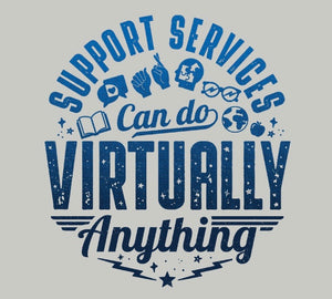 Springdale School District Support Services T-Shirt Design 2020