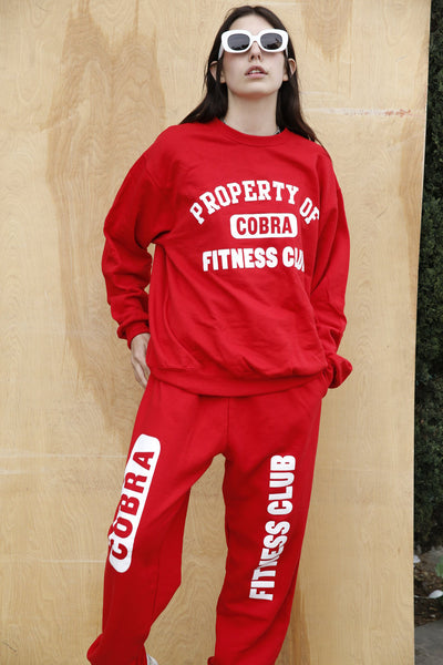 RARE COBRA FITNESS SWEATSUIT