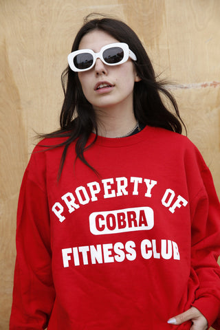 COBRA FITNESS SWEATSHIRT