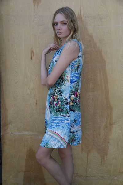 TROPICAL TRAVELS DRESS