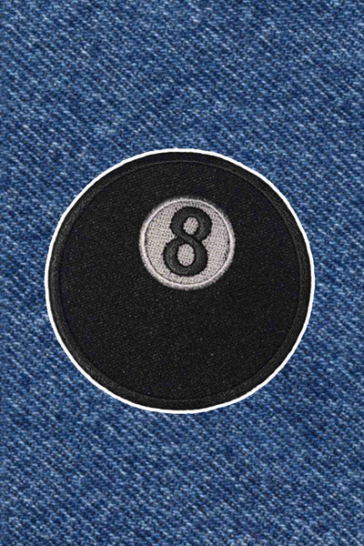 8BALL PATCH