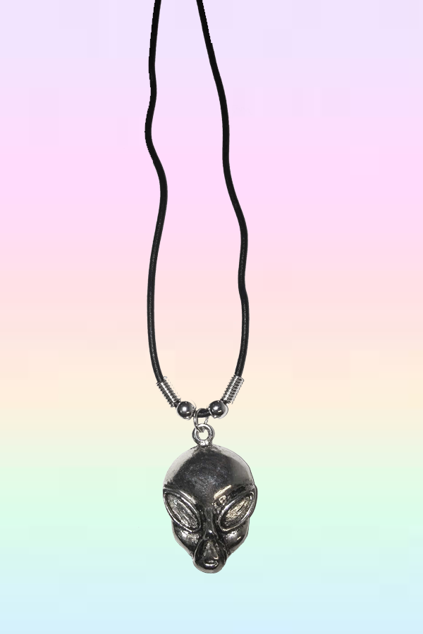 ALIEN ABDUCTION NECKLACE