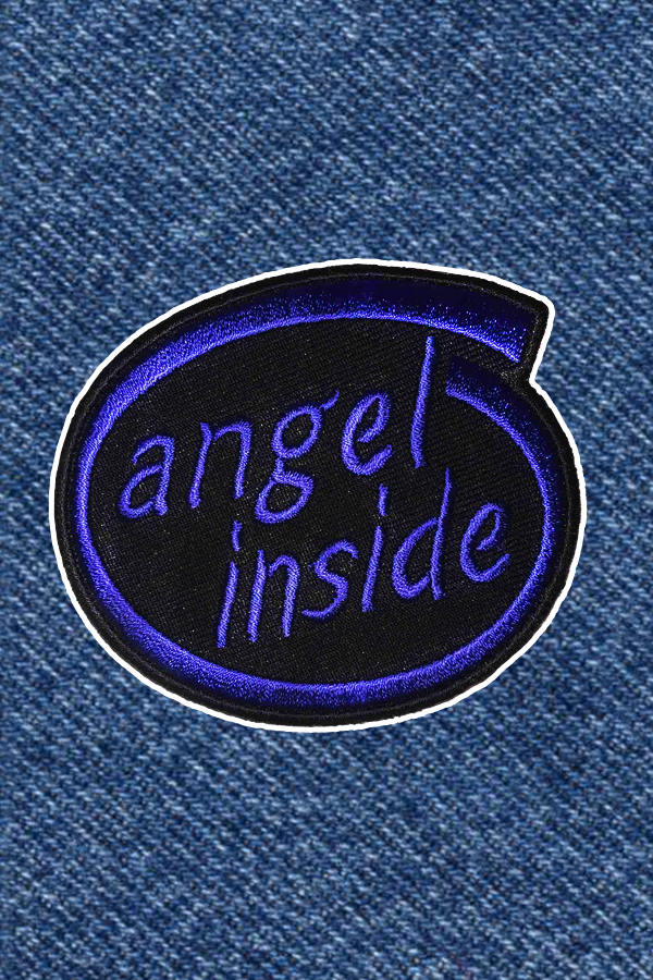 ANGEL INSIDE PATCH