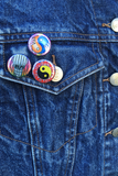 90's MINI BUTTON SET