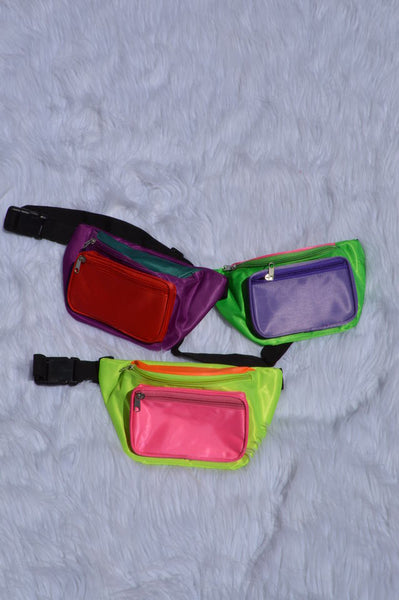 COMMUTER  FANNY PACK