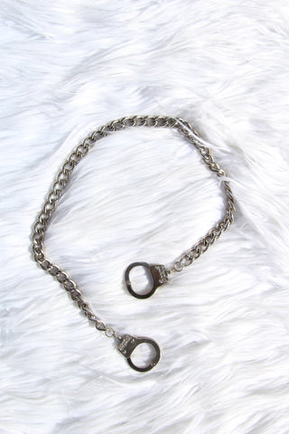 CUFFED NECKLACE