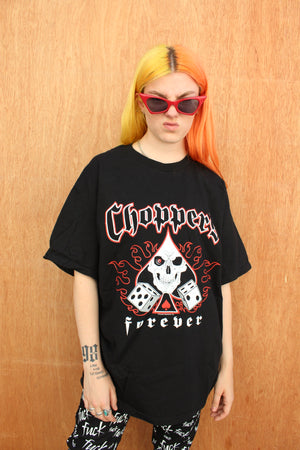 CHOPPERS FOREVER TEE