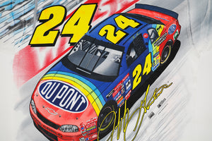 JEFF GORDON NASCAR DEADSTOCK