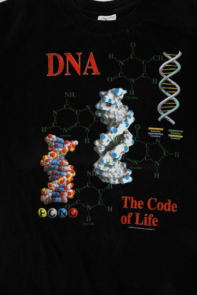 DNA CODE OF LIFE