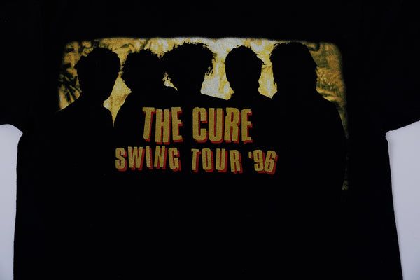 THE CURE SWING TOUR 96