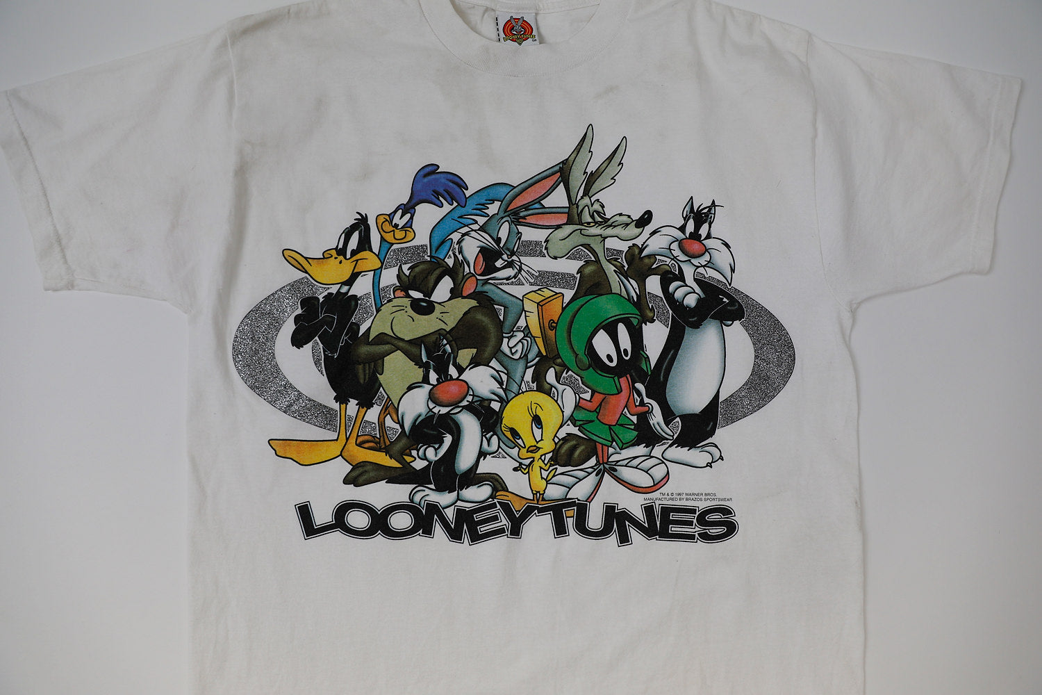 LOONEY TUNES 1997 SQAUD