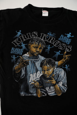 KRIS KROSS RAP TEE