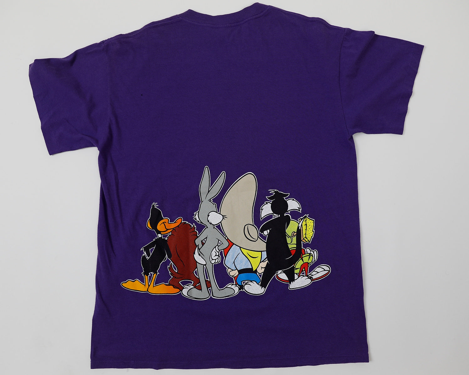 LOONEY TUNES PURPLE SQUAD
