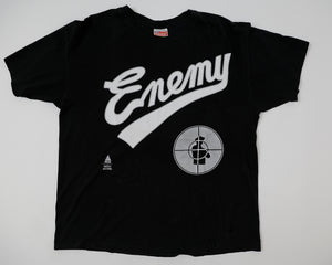 PUBLIC ENEMY 1991 RAP TEE
