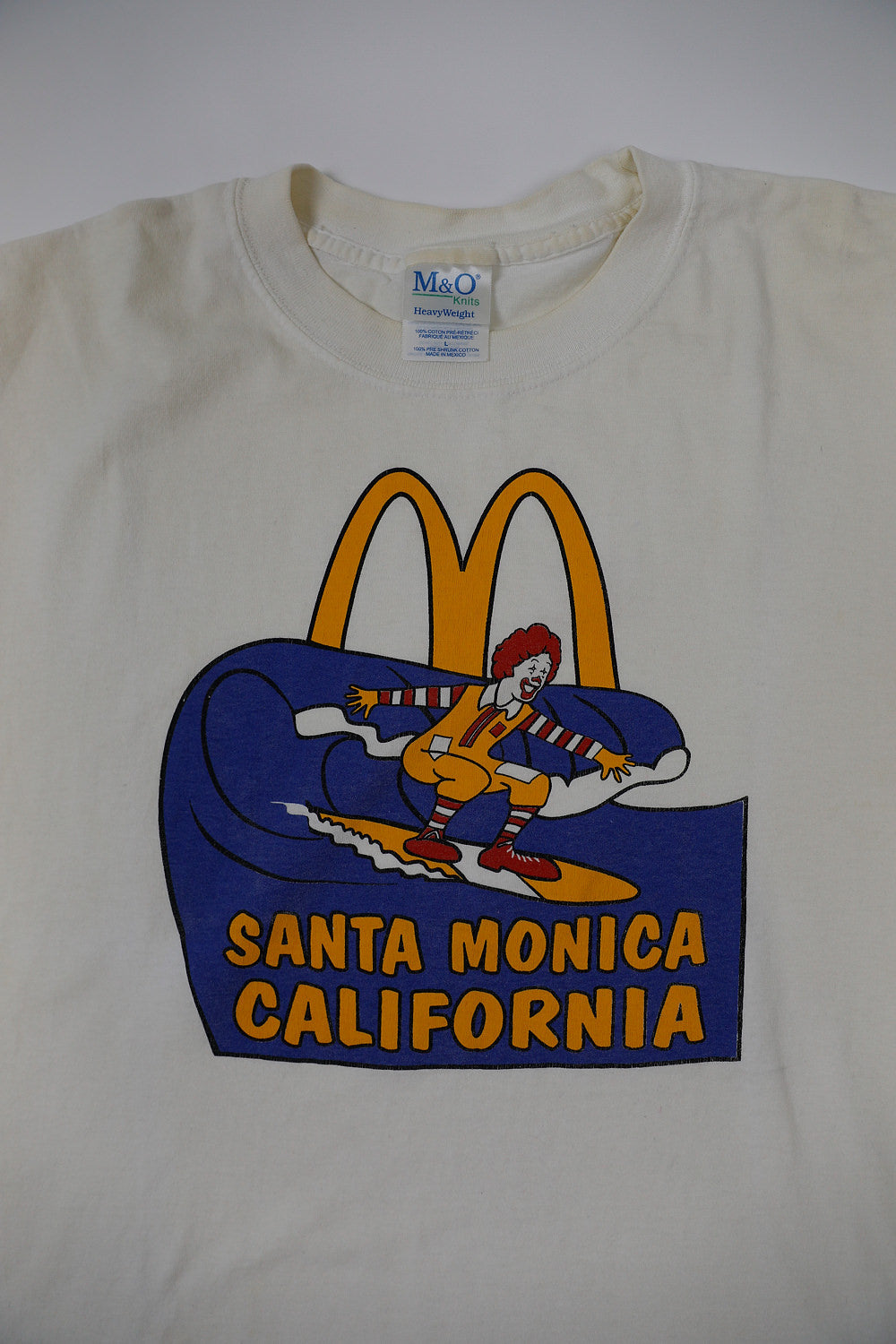 MC DONALDS SANTA MONICA SURF