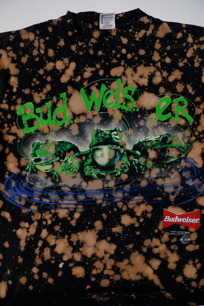 BUDWISER FROGS - YOUR PAD OR MINE
