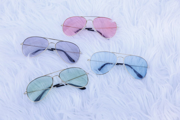RAINBOW SUSPECT SHADES