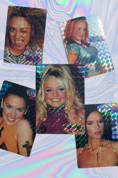 SPICE GIRLS STICKER PACK
