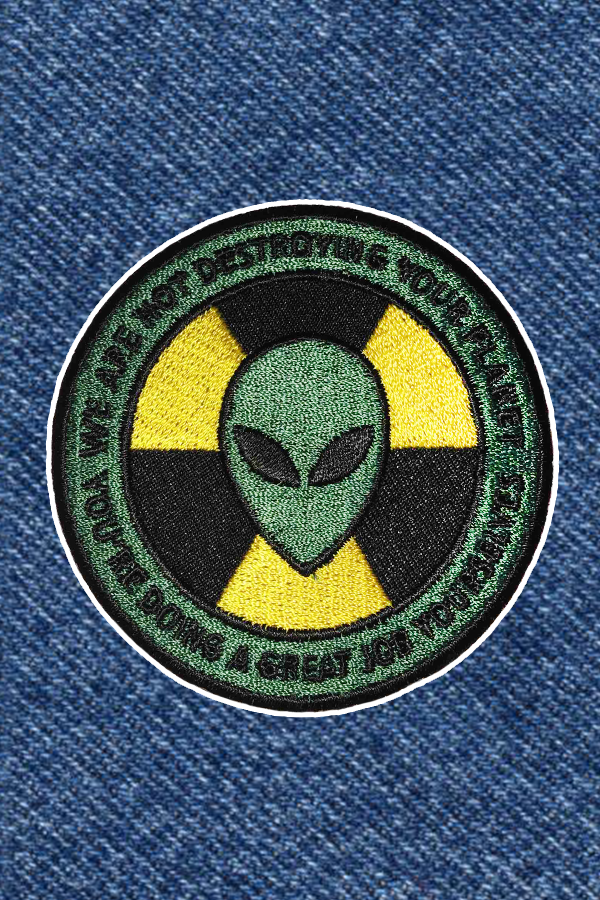 FYI ALIEN PATCH