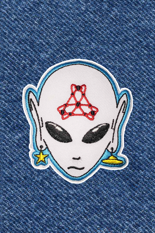 SPACEKID PATCH