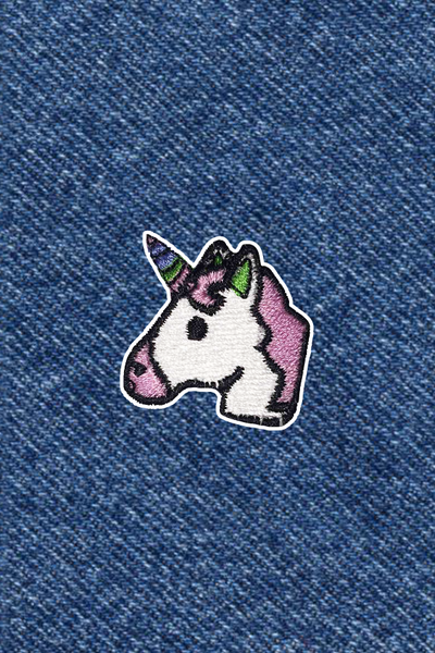 BABY UNICORN PATCH