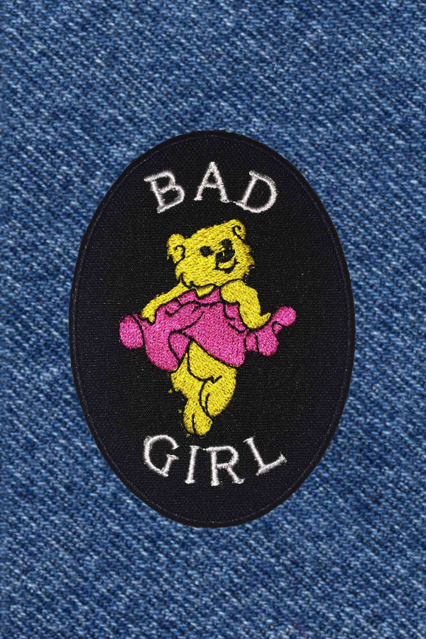 BAD BEAR PATCH