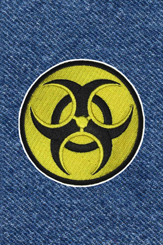 BIOHAZARD PATCH