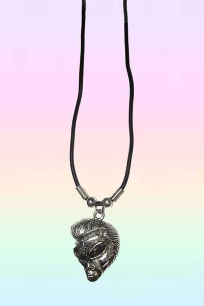 GREASER ALIEN NECKLACE
