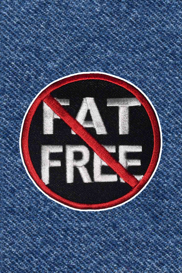 ANTI FAT FREE PATCH