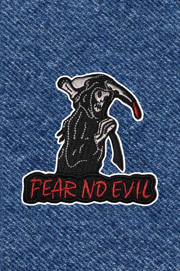 FEAR NO EVIL PATCH