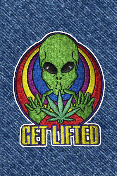 GET LIFTED PATCH