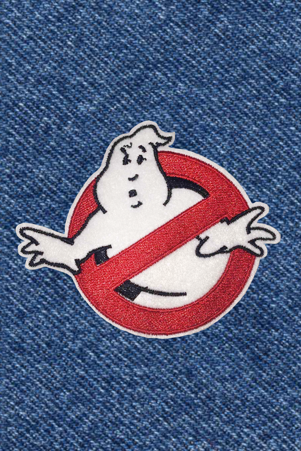 GHOSTBUSTER PATCH