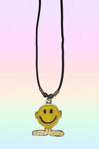 SMILEY FEET NECKLACE