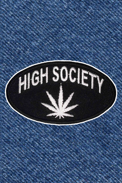 HIGH SOCIETY PATCH
