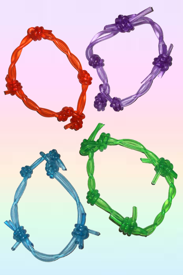 JELLY BARBED WIRE SET